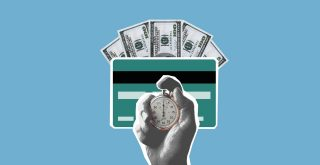 Timer, argent, dettes, monnaie, billet